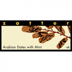 Arabic Dates with Mint -...